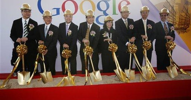 Google invests $300M in new Hong Kong data center